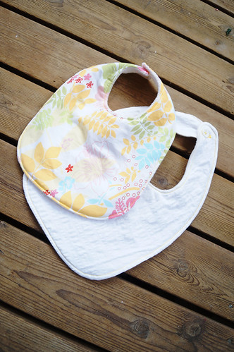 Homemade bib