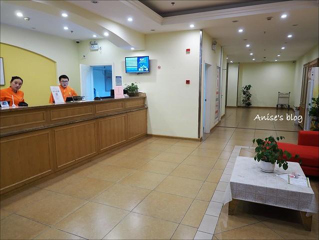 上海浦東機場住宿如家酒店002