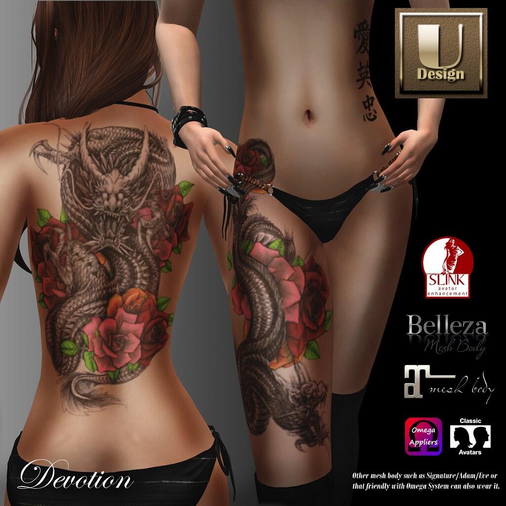 U-Design : Devotion - SecondLifeHub.com