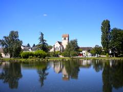 L'Yonne à Monéteau