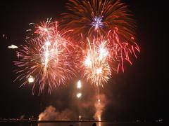 Fireworks Festival in Tateyama