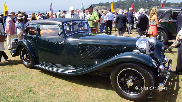 1935 SS Cars SS1 Saloon