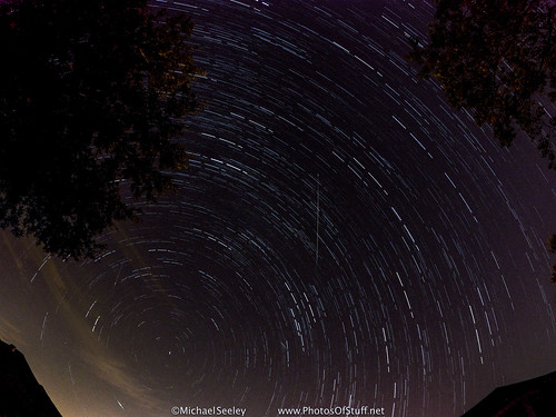 Perseid Meteor Shower - Take 4
