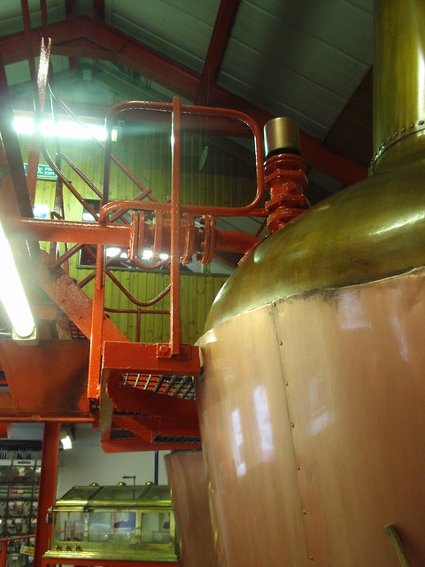 Still at Edradour distillery