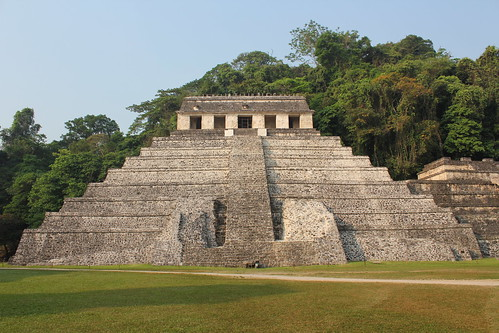 Palenque, Temple of the Inscriptions