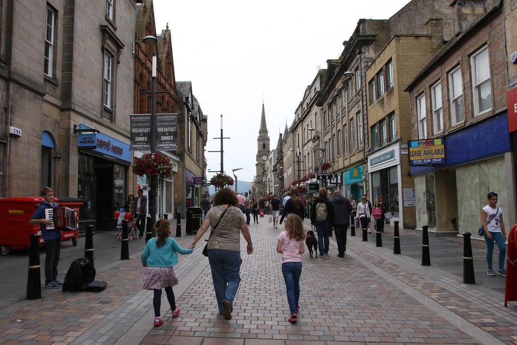 何もなし United Kingdom Inverness イギリス インヴァネス 170日目