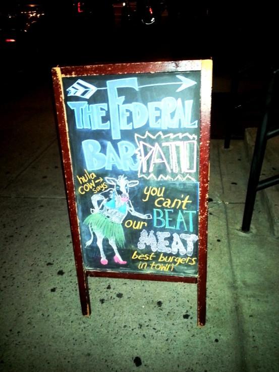 Federal Bar in Williamsburg (26)