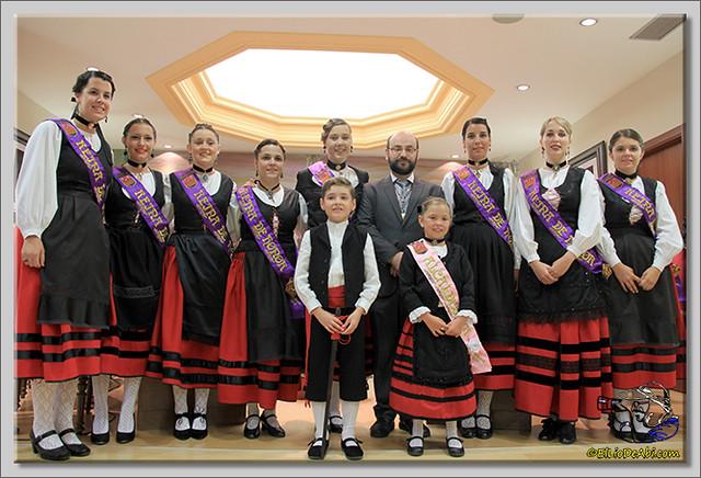 Briviesca en Fiestas 2.015 Recepción en el Ayuntamiento y canto popular del Himno a Briviesca (7)