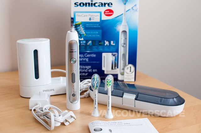 Sonicare FlexCare Platinum toothbrush-1