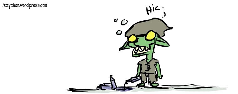 drunk goblin