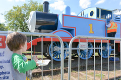 A Day Out with Thomas 2015 in Uxbridge, ON