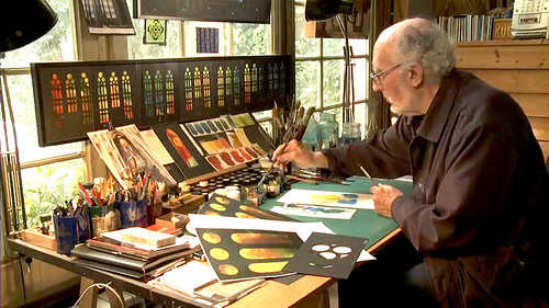 映画『創造と神秘のサグラダ・ファミリア』より © Fontana Film GmbH, 2012
