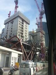 City of Dreams - Zaha Hadid Tower Construction