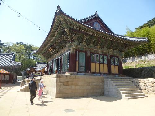 Co-Daegu-Parc Palgongsan-Temple Donghwasan (2)