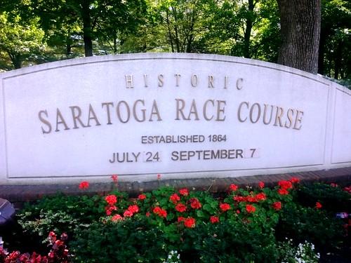 Saratoga Springs Race Track (1)
