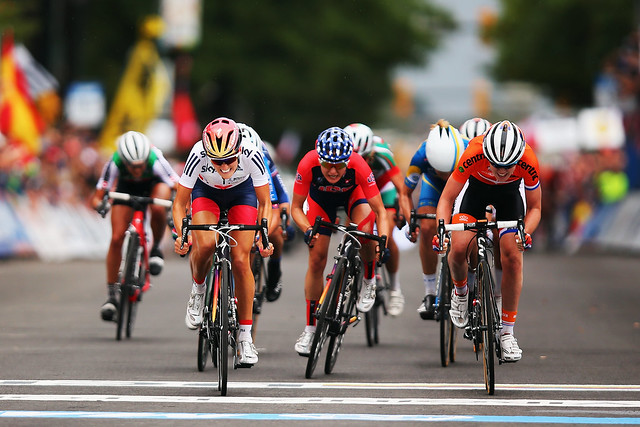 2015 UCI Road World Championships - Elite women's race