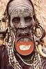 Mursi Tribe, Mago, Ethiopia