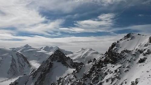 Альпиниада на пик Молодежный (4147 м) (9)