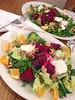 home made beet salad