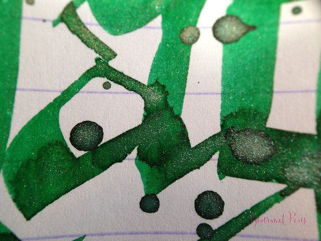 Ink Shot Review Diamine Magical Forest (8)