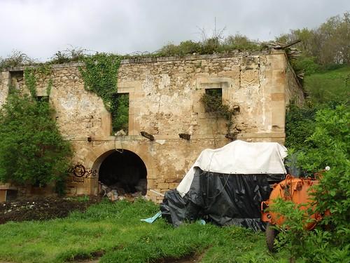 Palacios abandonados de Cantabria