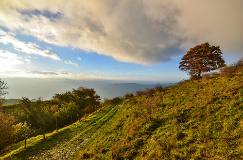 italy panorama trekking landscape italia autunno montagna marche carpegna montecarpegna