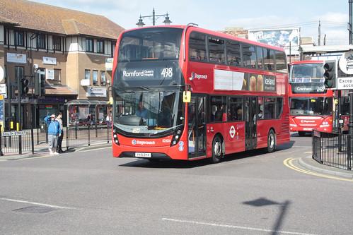 East London 10306 YY15OYX