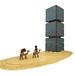 Desert Monolith by Nannan Z.