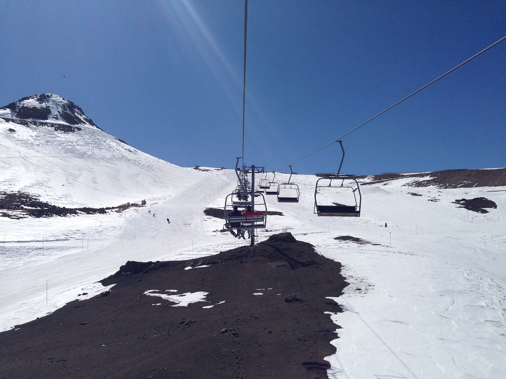 Tórtolas chairlift