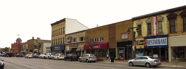 Downtown Stratford, Ontario