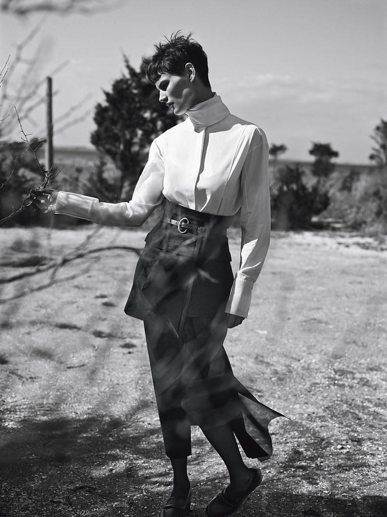 Саския де Брау — Фотосессия для «Neiman Marcus» 2015 – 4
