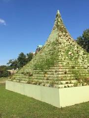 Socrates Sculpture Garden Agnes Denes 2