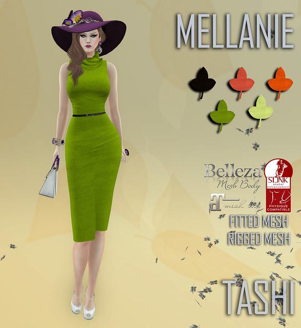 TASHI Mellanie