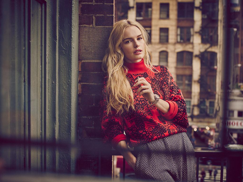 Кейт Босуорт — Фотосессия для «Vs» 2015 – 16