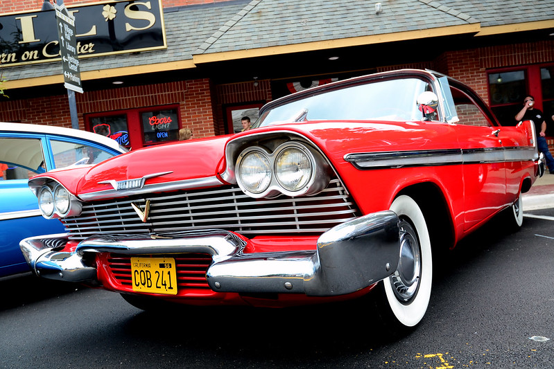57 Plymouth Belvedere