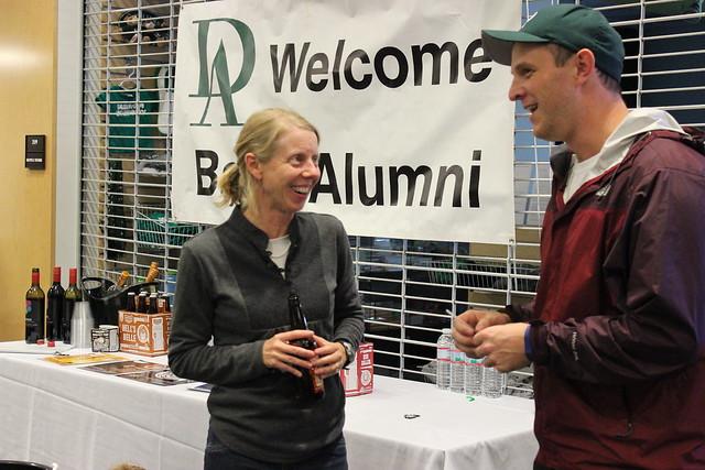 Fall Alumni Weekend Alumni Social 2015
