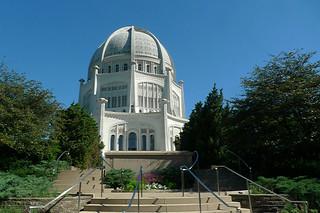 Chicago - Baha'i House of Worship front
