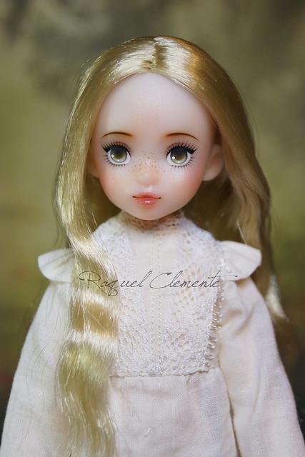 Ruruko doll for Gisela
