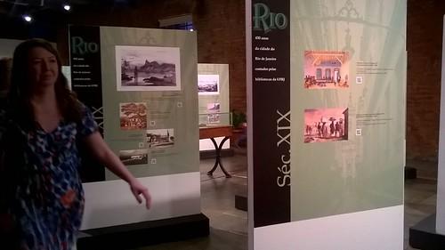 450 anos do Rio de Janeiro contados pelas bibliotecas da UFRJ