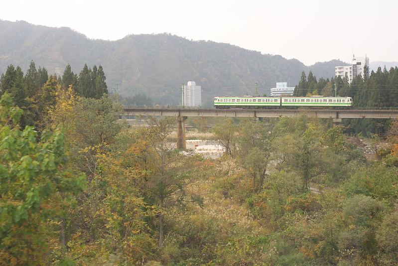 越後湯沢・水上 2015年10月24日