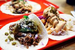20151101-01-Sesame beef and barramindi tacos at Lo…