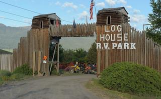 Log House R.V. Park