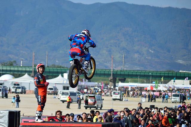 ホンダトライアルバイクショー Honda Trial Bike Show