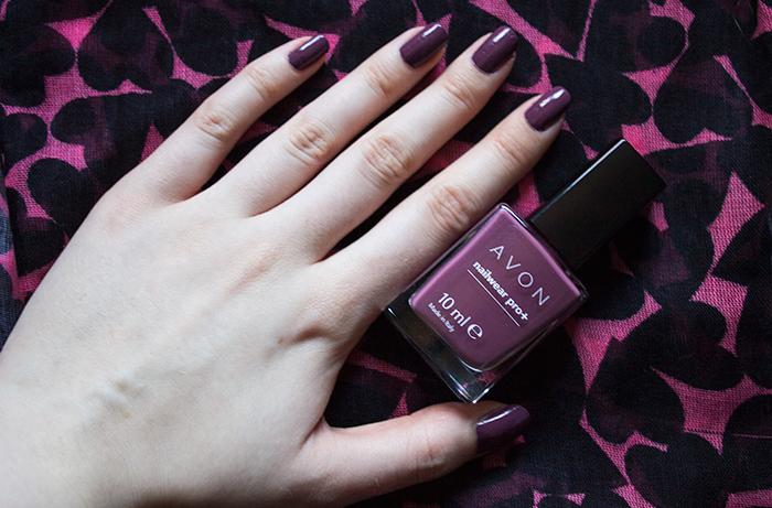 Avon Sinful Romance Nailwear Pro+