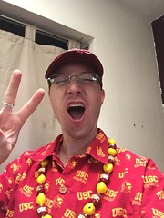 Fight on!!! Beat the Bruins #usctrojams #fighton