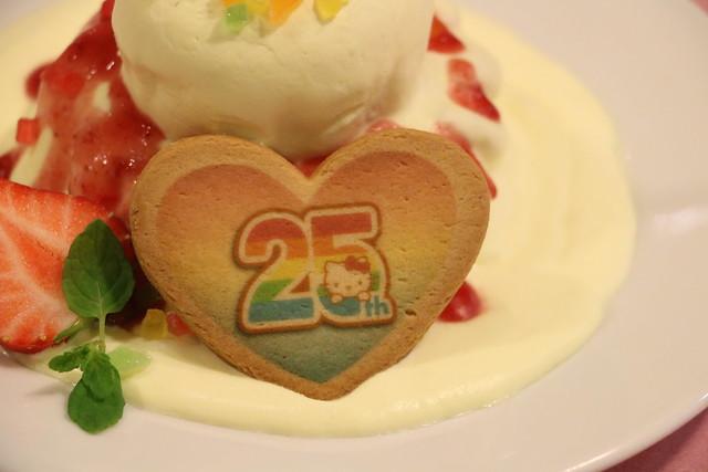 サンリオピューロランド 25周年 グッズ フード