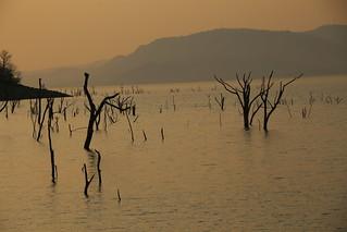 Lake Kariba.