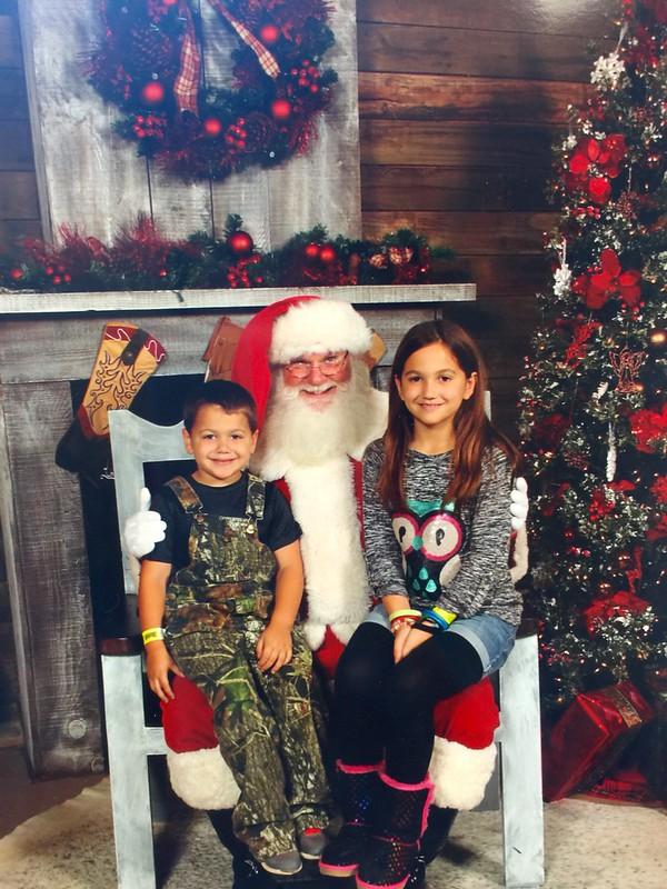 Visit to Santa's Wonderland