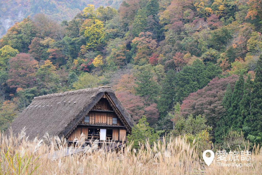 日本白川乡合掌村 23