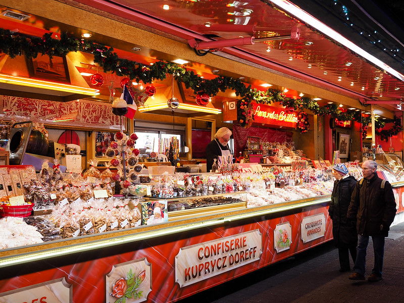 European Christmas market